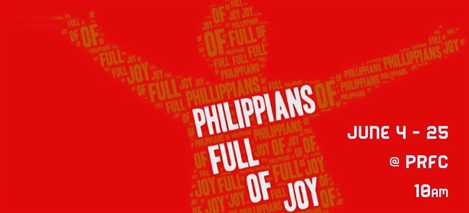 Philippians - Full of Joy - Sermon Series LogoFB