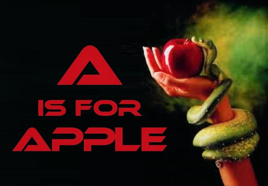 A is for Apple Series Logo 1