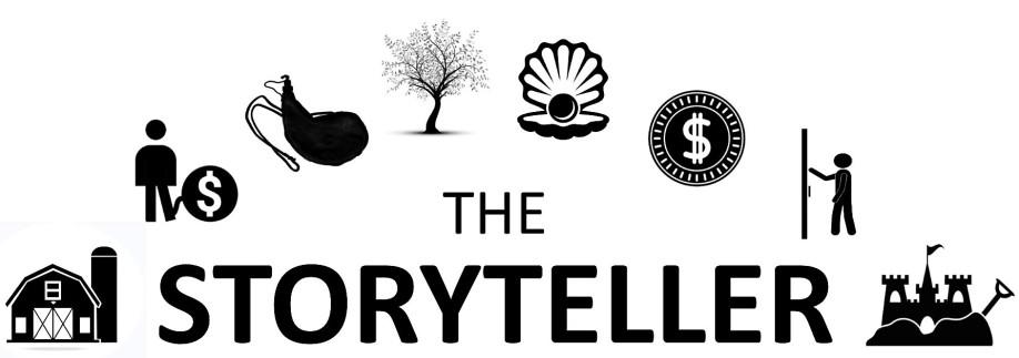 The Storyteller - Series Logo