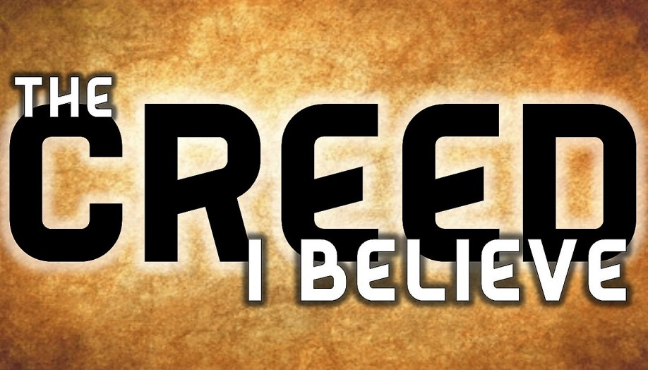 The Creed I believe series logo3