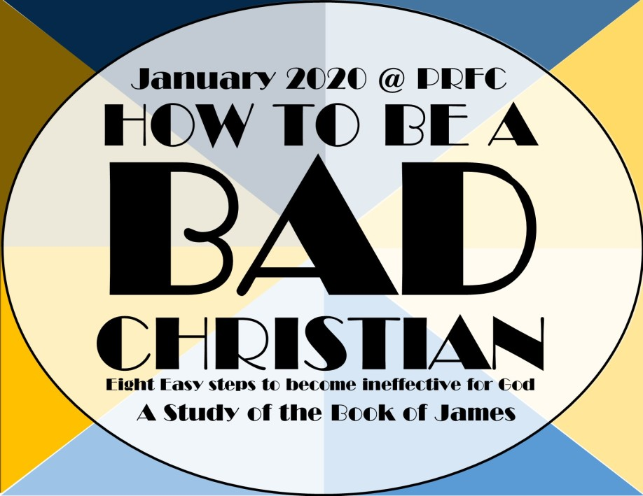 How to be a BAD Christian Series Logo